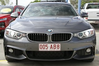 2013 BMW 4 Series F32 428i Sport Line Grey 8 Speed Sports Automatic Coupe.