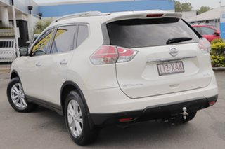 2016 Nissan X-Trail T32 ST-L X-tronic 2WD Ivory Pearl 7 Speed Constant Variable Wagon.