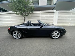 2000 Porsche Boxster Black 5 Speed Manual Convertible