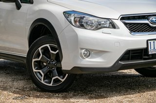 2012 Subaru XV G4X MY12 2.0i-S Lineartronic AWD White 6 Speed Constant Variable Wagon.