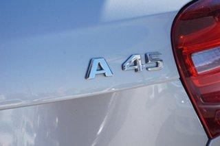 2017 Mercedes-Benz A-Class W176 808MY A45 AMG SPEEDSHIFT DCT 4MATIC Silver 7 Speed