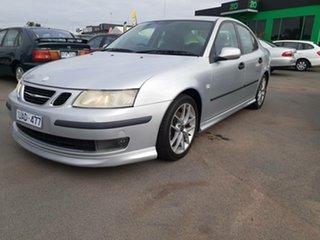 2005 Saab 9-3 440 MY2005 Aero Sport Silver 5 Speed Sports Automatic Sedan.