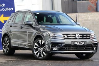 2019 Volkswagen Tiguan 5N MY20 162TSI DSG 4MOTION Highline Grey 7 Speed Sports Automatic Dual Clutch.