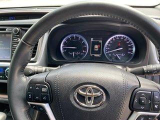 2018 Toyota Kluger GSU55R Grande AWD Brown 8 Speed Sports Automatic Wagon