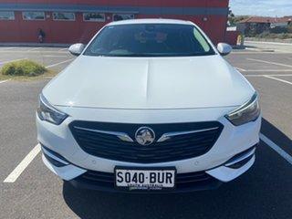 2017 Holden Commodore ZB MY18 LT Liftback White 9 Speed Sports Automatic Liftback.