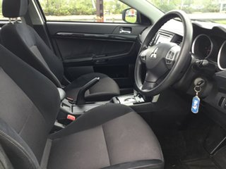 2017 Mitsubishi Lancer CF MY17 ES Sport White 6 Speed CVT Auto Sequential Sedan