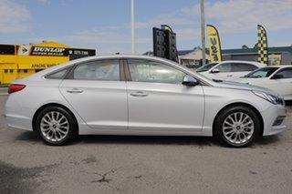 2016 Hyundai Sonata LF2 MY16 Active Platinum Silver 6 Speed Sports Automatic Sedan