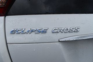 2020 Mitsubishi Eclipse Cross YA MY20 Exceed AWD White 8 Speed Constant Variable Wagon