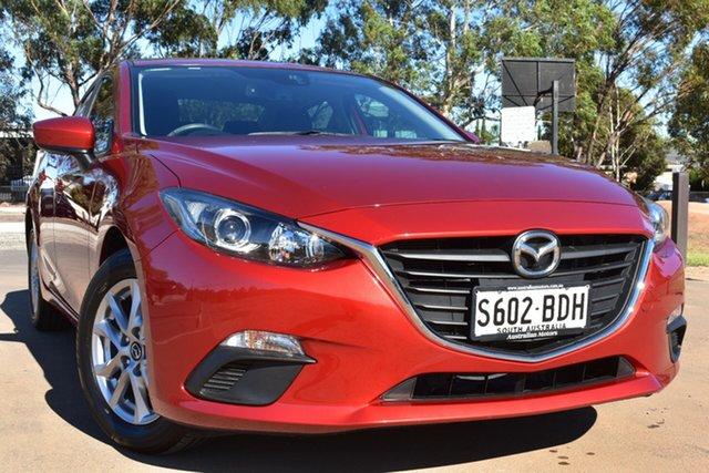 Used Mazda 3 BM5278 Maxx SKYACTIV-Drive St Marys, 2014 Mazda 3 BM5278 Maxx SKYACTIV-Drive Red 6 Speed Sports Automatic Sedan