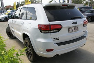 2020 Jeep Grand Cherokee WK MY20 Night Eagle White 8 Speed Sports Automatic Wagon.