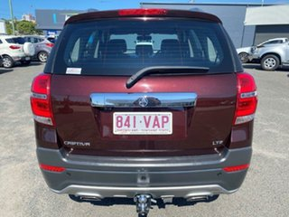 2014 Holden Captiva CG MY14 7 AWD LTZ Maroon 6 Speed Sports Automatic Wagon