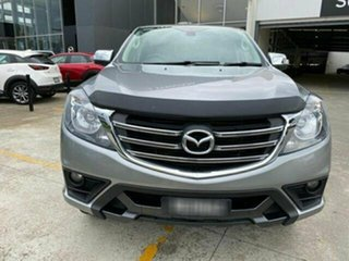 2019 Mazda BT-50 UR0YG1 GT Silver 6 Speed Sports Automatic Utility.