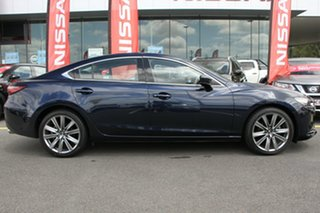 2018 Mazda 6 GL1031 GT SKYACTIV-Drive Blue 6 Speed Sports Automatic Sedan.
