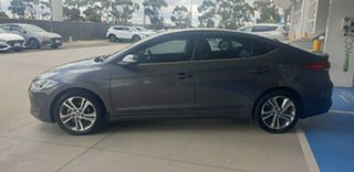 2016 Hyundai Elantra AD MY17 Elite Grey 6 Speed Sports Automatic Sedan