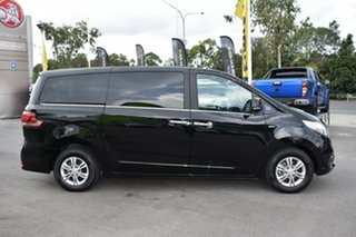 2017 LDV G10 SV7C Obsidian Black/light Grey 6 Speed Automatic Van.