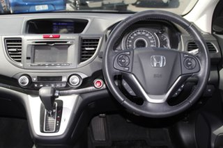 2012 Honda CR-V RM VTi-L 4WD Black 5 Speed Automatic Wagon