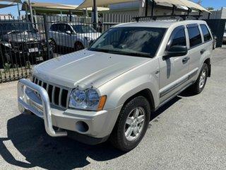 2007 Jeep Grand Cherokee WH MY2007 Laredo Gold 5 Speed Automatic Wagon.