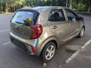 2018 Kia Picanto JA MY19 S Silver 4 Speed Automatic Hatchback
