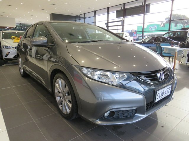 Used Honda Civic 9th Gen MY13 VTi-L Edwardstown, 9th Gen MY13 VTi-L Hatchback 5dr SA 5sp 1.8i
