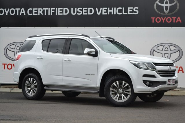 Pre-Owned Holden Colorado 7 RG MY16 LTZ (4x4) Warwick, 2017 Holden Colorado 7 RG MY16 LTZ (4x4) 6 Speed Automatic Wagon