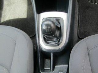 2012 Kia Rio UB MY12 S Grey 6 Speed Manual Hatchback