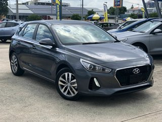 2019 Hyundai i30 PD2 MY20 Active Grey 6 Speed Sports Automatic Hatchback.