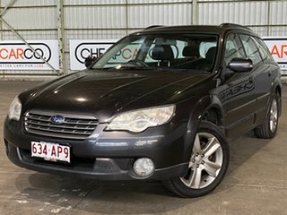 2006 Subaru Outback B4A MY06 AWD Grey 4 Speed Sports Automatic Wagon.