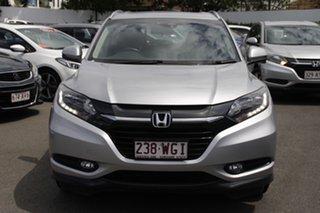 2015 Honda HR-V MY15 VTi-S Silver 1 Speed Constant Variable Hatchback.