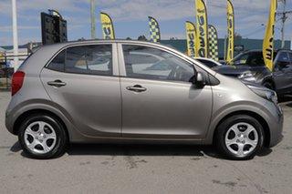 2018 Kia Picanto JA MY18 S Titanium Silver 5 Speed Manual Hatchback