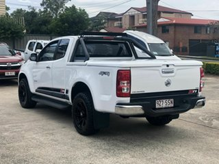 2012 Holden Colorado RG MY13 LTZ Space Cab White 5 Speed Manual Utility.