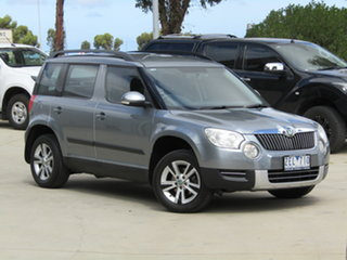 2012 Skoda Yeti 5L 77TSI DSG 7 Speed Sports Automatic Dual Clutch Wagon.