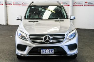 2016 Mercedes-Benz GLE350D 166 Silver 9 Speed Automatic Wagon