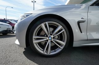 2015 BMW 4 Series F32 428i M Sport Glacier Silver 8 Speed Sports Automatic Coupe.