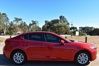 2014 Mazda 3 BM5278 Maxx SKYACTIV-Drive Red 6 Speed Sports Automatic Sedan.