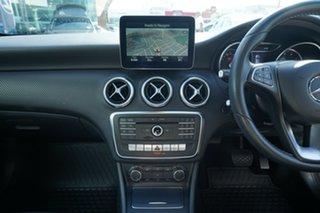 2016 Mercedes-Benz A200 176 MY17 Polar Silver 7 Speed Automatic Hatchback