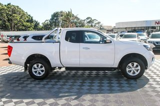 2020 Nissan Navara D23 S4 MY20 ST King Cab Polar White 7 Speed Sports Automatic Utility.