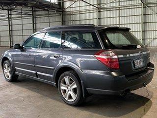 2006 Subaru Outback B4A MY06 AWD Grey 4 Speed Sports Automatic Wagon