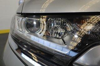 2018 Mitsubishi Outlander ZL MY19 ES AWD ADAS Silver 6 Speed Constant Variable Wagon
