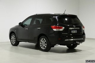2015 Nissan Pathfinder R52 MY15 ST (4x2) Black Continuous Variable Wagon