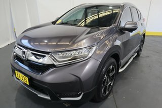 2017 Honda CR-V RW MY18 VTi-LX 4WD Grey 1 Speed Constant Variable Wagon