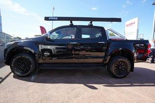 2018 Holden Colorado RG MY18 LTZ (4x4) Black 6 Speed Automatic Crew Cab Pickup