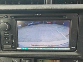 2012 Toyota Prius c NHP10R E-CVT White 1 Speed Constant Variable Hatchback Hybrid