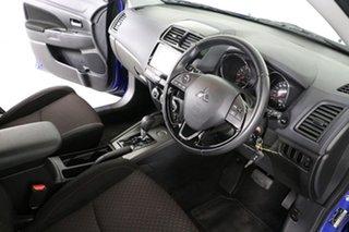 2019 Mitsubishi ASX XC MY19 ES (2WD) Blue Continuous Variable Wagon