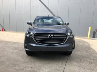 2020 Mazda BT-50 TFS40J GT Rock Grey 6 Speed Sports Automatic Utility.