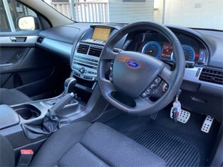 2011 Ford Falcon FG XR6 Purple 6 Speed Sports Automatic Sedan