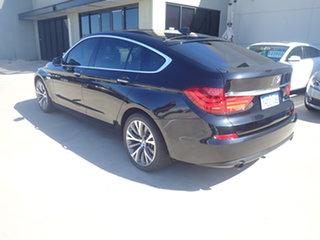 2010 BMW 5 Series F07 MY11 535i Gran Turismo Steptronic Black Magic 8 Speed Sports Automatic