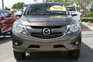 2016 Mazda BT-50 UR0YG1 XTR Grey 6 Speed Sports Automatic Utility.