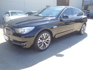 2010 BMW 5 Series F07 MY11 535i Gran Turismo Steptronic Black Magic 8 Speed Sports Automatic.