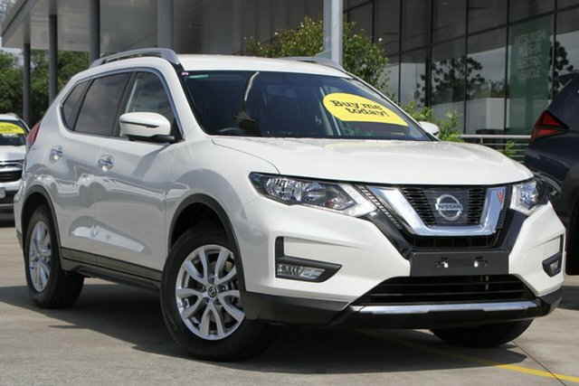 Used Nissan X-Trail T32 Series III MY20 ST-L X-tronic 2WD Aspley, 2020 Nissan X-Trail T32 Series III MY20 ST-L X-tronic 2WD Ivory Pearl 7 Speed Constant Variable