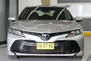 2019 Toyota Camry ASV70R Ascent Silver Pearl 6 Speed Automatic Sedan